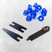 Maschinen - Ersatzteile + Zubehör