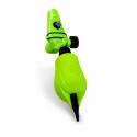 Set von 2 EGO Biogrips aus Silikon (o. Schutzlippe) in Grün – für Griffstücke bis zu 19MM