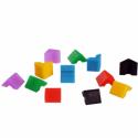 Ein Set von Power Triangles für EGO Rotary Maschinen