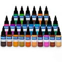 Intenze Ink New Colours Farbenset - 25 x 30ml (1oz)