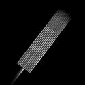 5 St. Killer Ink Precision #10 0,30MM sterile Edelstahl-Tattoonadeln Round Magnum