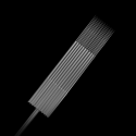 50 St. Killer Ink Precision 0,35MM sterile Edelstahl-Tattoonadeln Magnum Weaved
