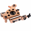 Micky Bee Original Copper Telephone Dial Tattoomaschine – Colour Packer / Shader – Made in England