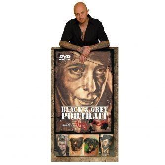 DVD: Andy Engel Black & Grey Portrait