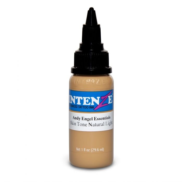 Intenze Ink Andy Engel Essentials – Skin Tone Natural Light 30ml (1oz)