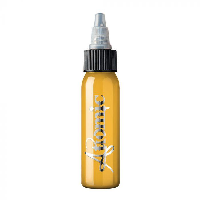 Atomic Uncut Yellow Tattoofarbe 30ml