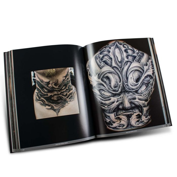 Buch: Black & Grey Tattoo: Band 2 – Edition Reuss