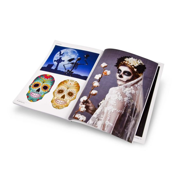 Buch: La Catrina And Sugar Skulls