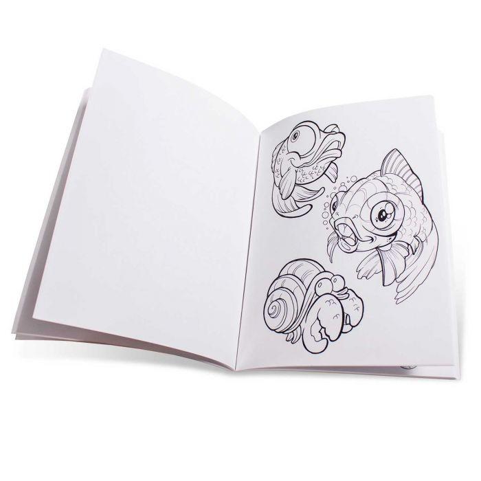 Buch: Tony Ciavarro & Amanda Orcutt (Stinky Monkey Publisher) – A Doodle Zoo