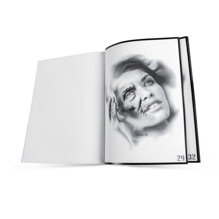 Buch: Bullet BG – Digital Artwork