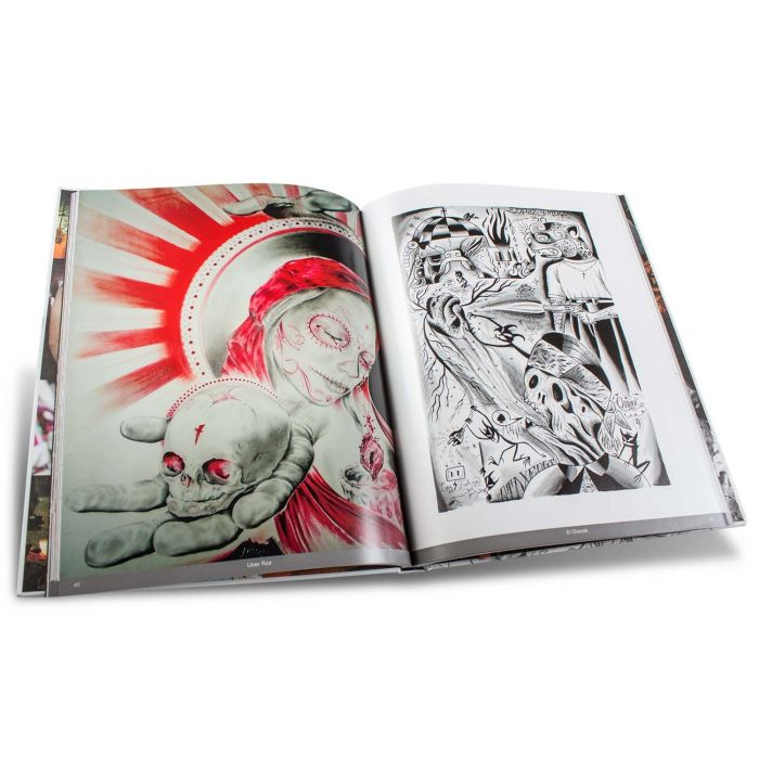 Buch: Day of the Dead: Tattoo Art Collection – Edition Reuss