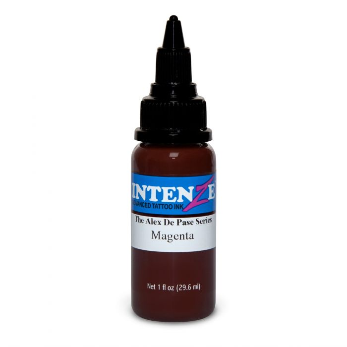 Intenze Ink Alex De Pase – Advanced Fleshtone Series – Alex De Pase – Profondo Rosso / Magenta 30ml (1oz)