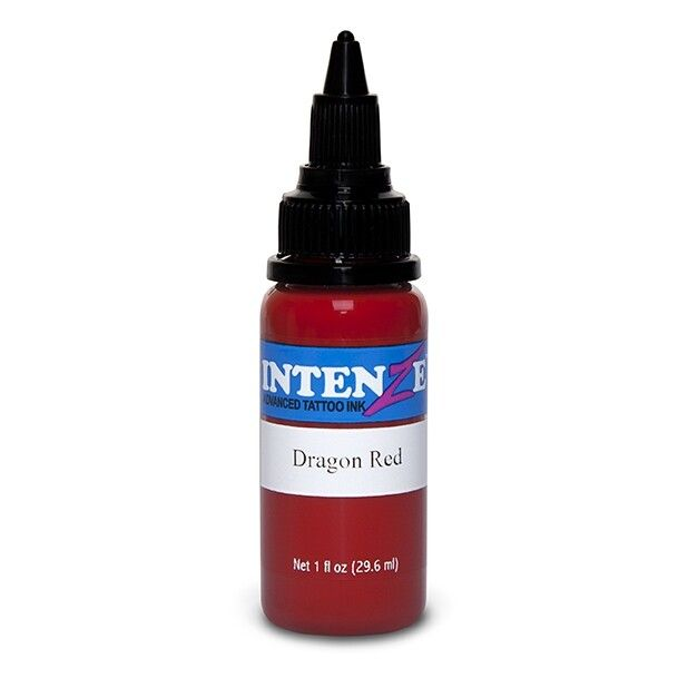 Intenze Ink Dragon Red 30ml (1oz)