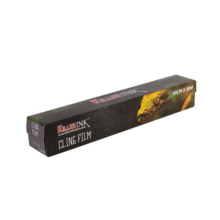 Killer Ink Easy Cut Klarsichtfolie im Abroller 30m x 30cm