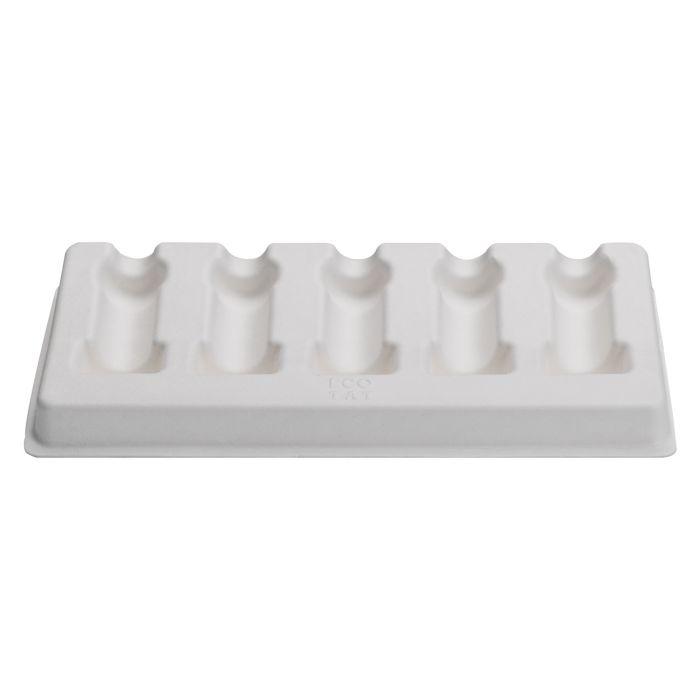 Box mit 50 ECOTAT Ablagen für Nadelmodule