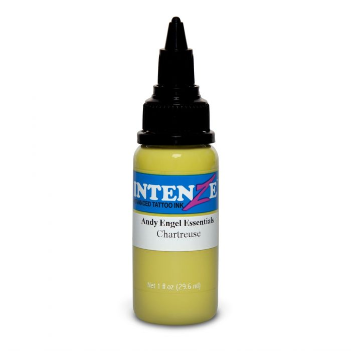 Intenze Ink Andy Engel Essentials – Chartreuse 30ml (1oz)