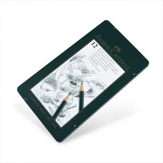 Faber-Castell – Castell 9000 Art Set von 12 Bleistifte