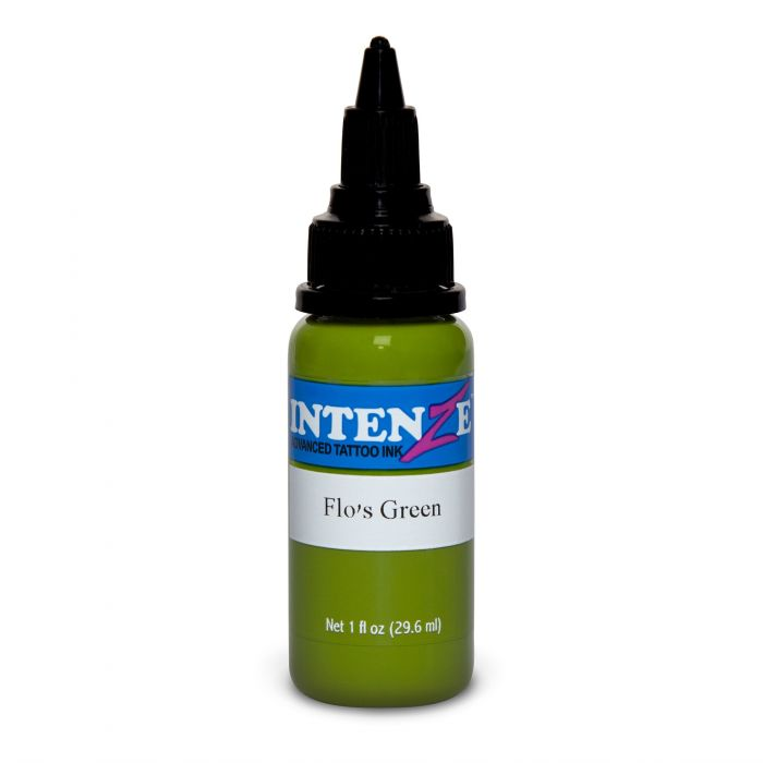 Intenze Ink Andy Engel Essentials – Flo's Green 30ml (1oz)