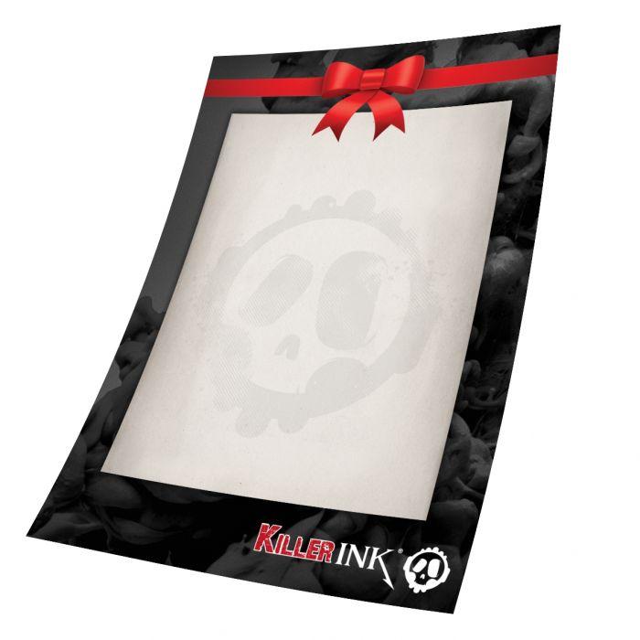 Killer Ink Geschenkgutschein 250 EUR