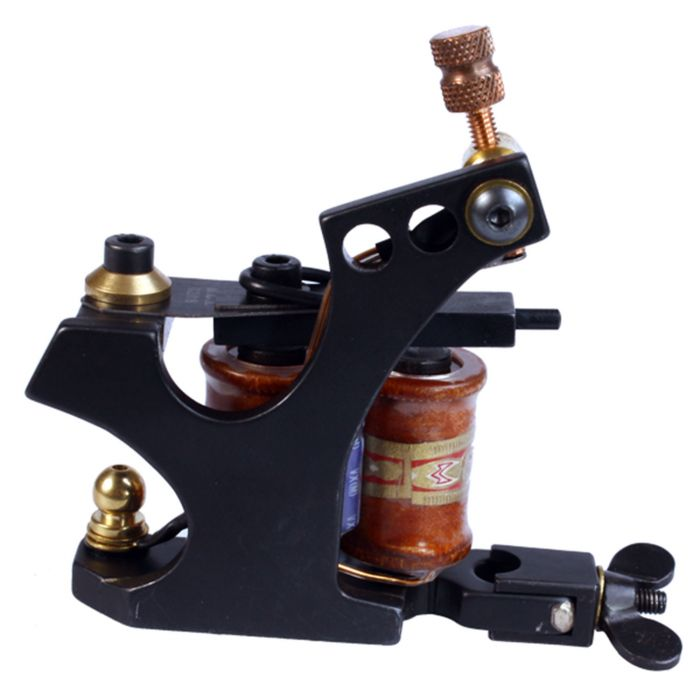 Bavarian Custom Irons Morphosica Tattoomaschine – Power Liner