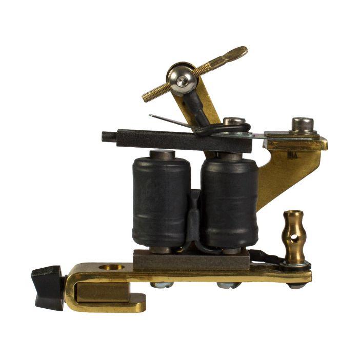 Danny Harkin's Cutback Brass Liner Tattoomaschine