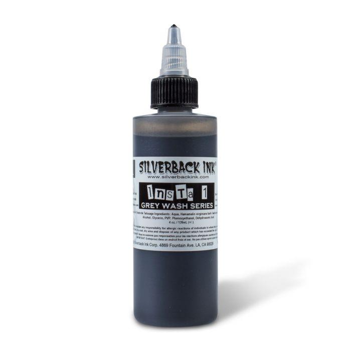 Silverback Ink® Insta10Shade Grey Wash Series – Shade 01 120ml (4oz)