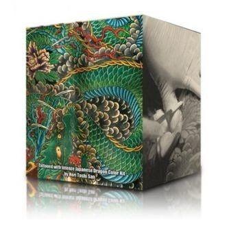 Komplettset von 6 Intenze Ink Dragon Farben je 30ml (1oz)