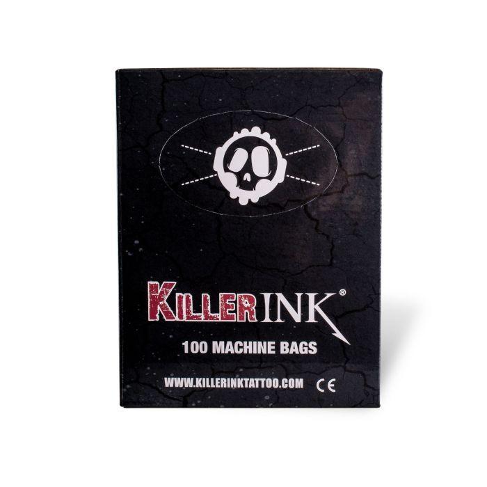 100 St. Killer Ink Tattoomaschinen-Schutzhüllen