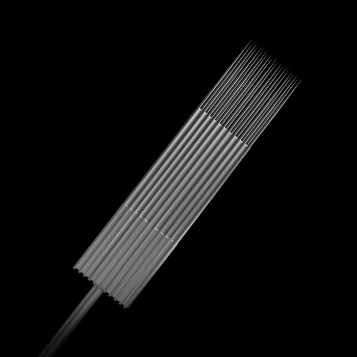 50 St. Killer Ink Bug Pin 0,25MM sterile Edelstahl-Tattoonadeln Magnum Weaved