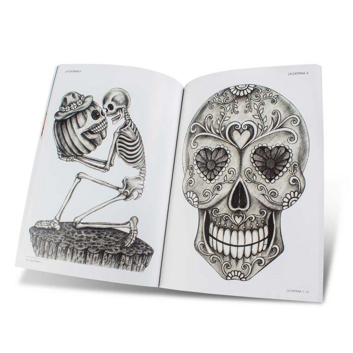 Buch: La Catrina II & Sugar Skulls