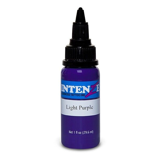 Intenze Basic 30ml (1oz) Light Purple Tattoofarbe