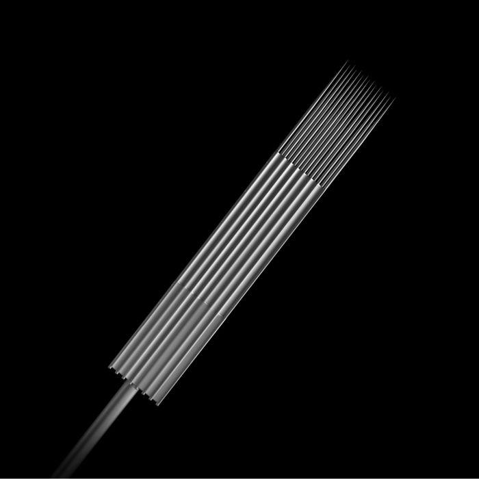 50 St. Killer Ink Precision 0,35MM sterile Edelstahl-Tattoonadeln Magnum Stacked