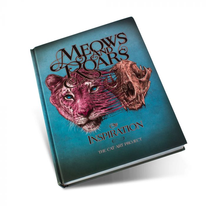 Buch: Meows & Roars of Inspiration (Out of Step Books)