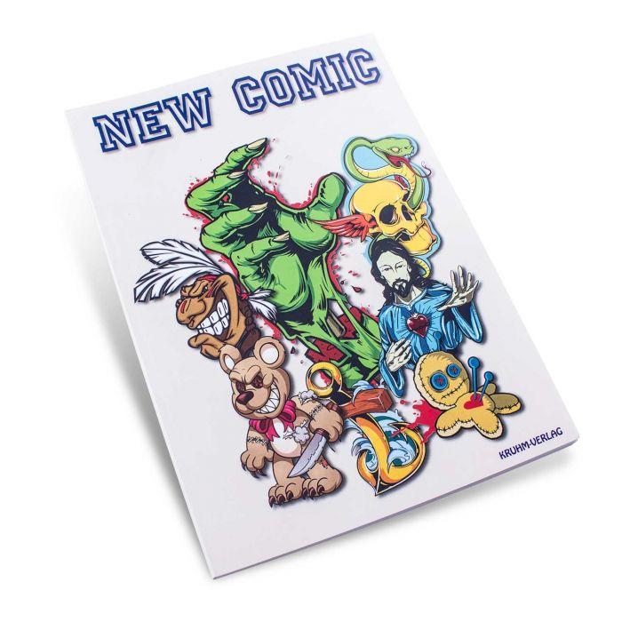 Buch: New Comic