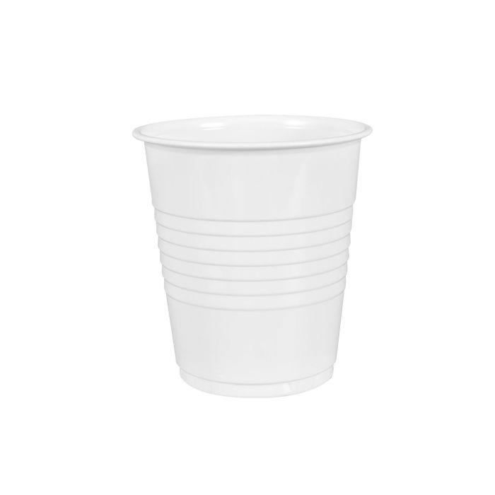 100 St. Plastikbecher (Spül-/Ultraschallbadbehälter)
