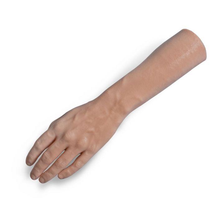 A Pound of Flesh – linke Hand mit Unterarm