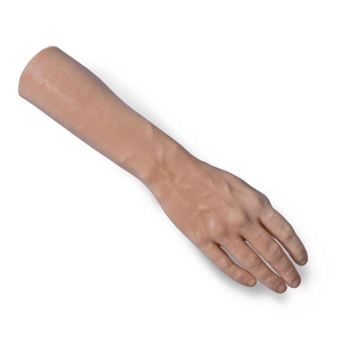 A Pound of Flesh – rechte Hand mit Unterarm