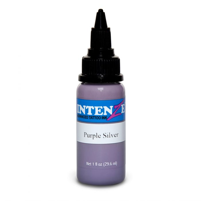 Intenze Ink Purple Silver 30ml (1oz)