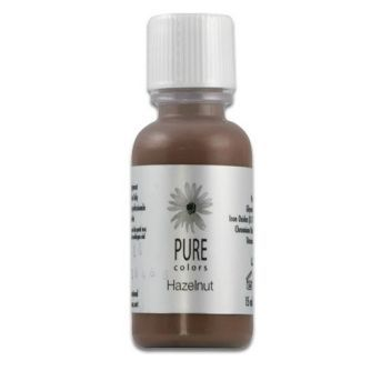 Pure Colours Hazelnut Permanent Make-Up Farbe15ml