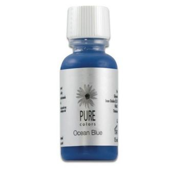 Pure Colours Ocean Blue Permanent Make-Up Farbe15ml