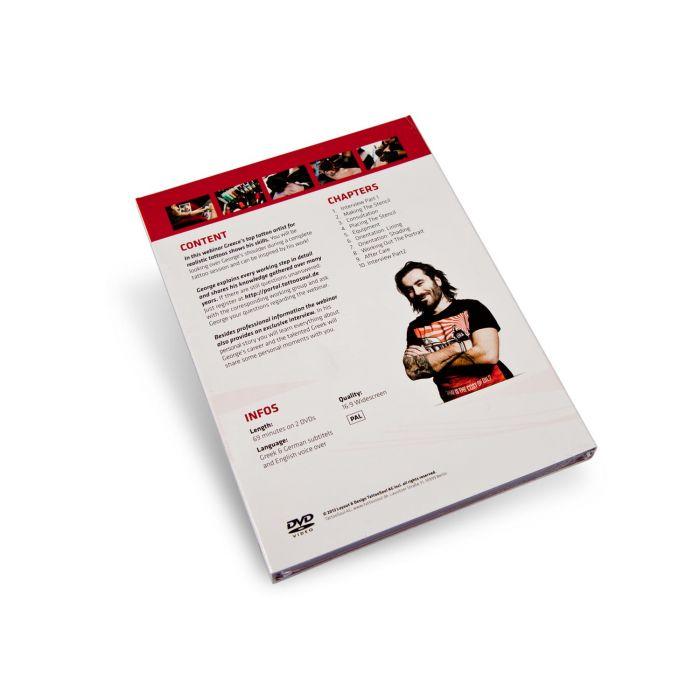 TattooSoul DVD – George Mavridis