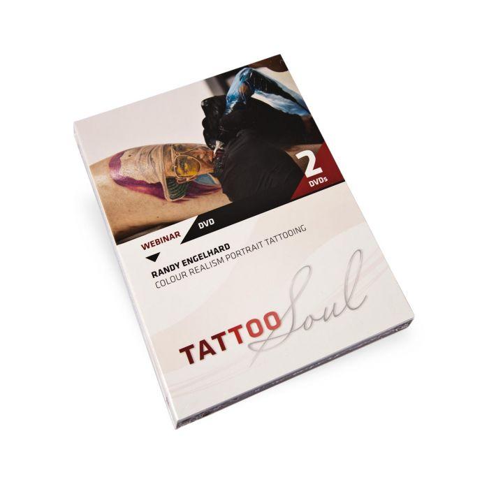 TattooSoul DVD – Randy Engelhard