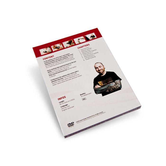 TattooSoul DVD – Stefan Fischer