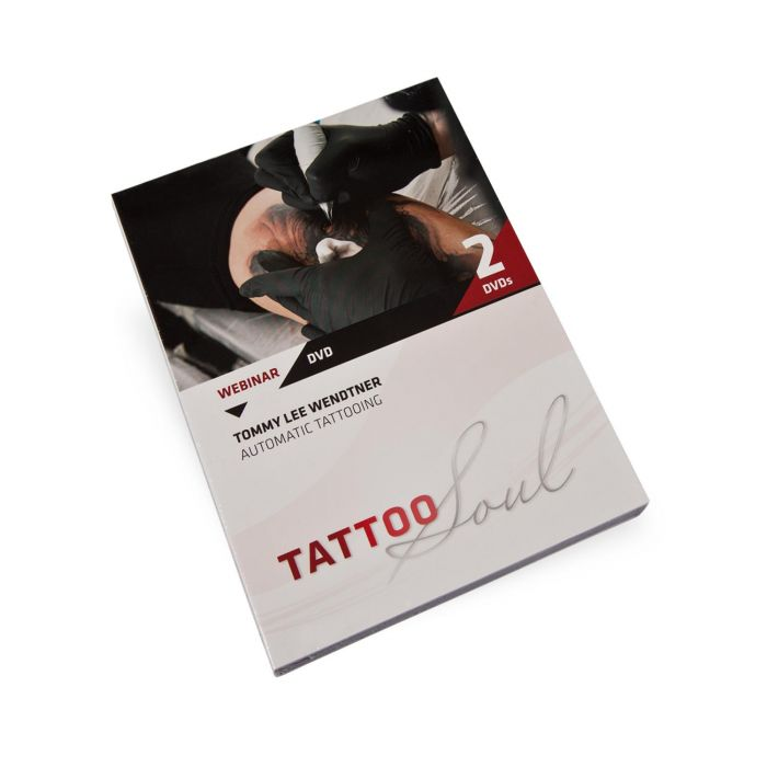 TattooSoul DVD – Tommy Lee Wendtner