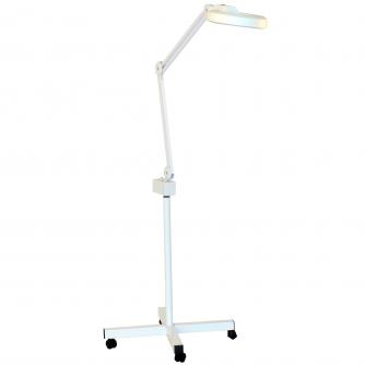 Stehlampe für Tätowierer, mit Vergrößerungsglas – EU STECKER