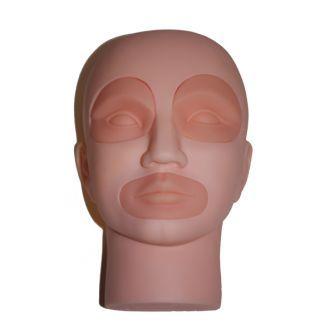 Übungskopf für Permanent-Make-Up Ausbildung