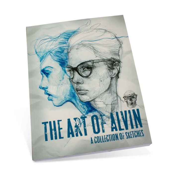 Buch: The Art of Alvin – Alvin Chong (Out of Step Books)