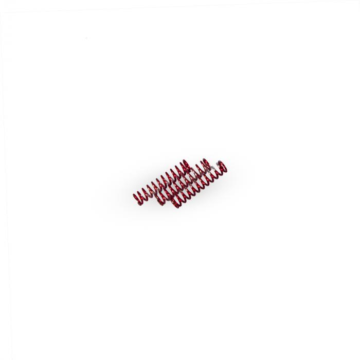 Set von 3 Ersatzfedern für Neotat Vivace – Red Springs – Langer Nadelhub/Hohe Spannung