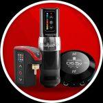 Neueste Produkte von FK Irons / Spektra Rotary / DarkLab